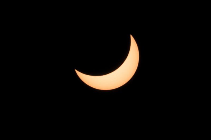 partielle Sonnenfinsternis über Deutschland am 20.03.2015