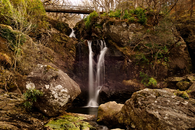 Wasserfall, Graufilter ND 3.0, ISO 200, 15s, f/8