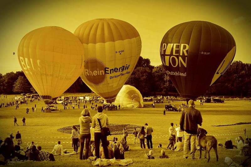 6. Ballonfestival Bonn 2014