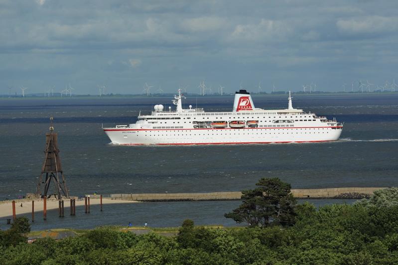 das Traumschiff, die MS Deutschland