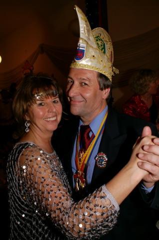Oberbürgermeister von Bonn, mit Ehefrau Hanne Hufschmidt, 2010