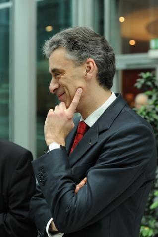 Vorstandsvorsitzender der Deutschen Post AG, 2011