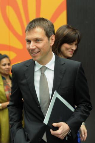 CEO Deutsche Telekom AG, 2011