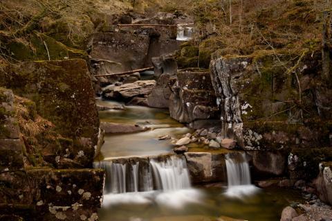 Bracklinn Falls, Callander