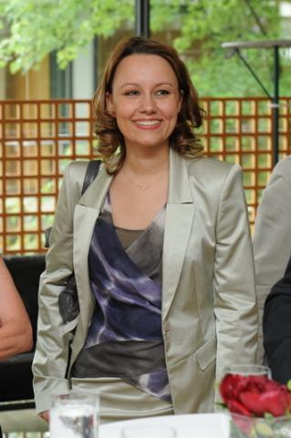 SPD politician, 2011