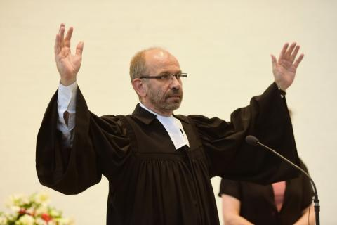 President of the Evangelical Church in the Rhineland, 2017