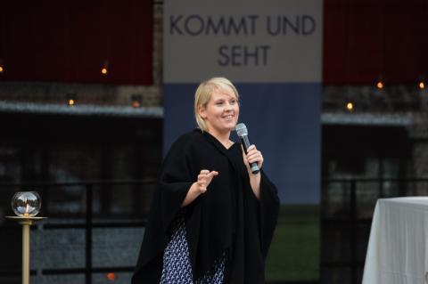Sängerin, 2012