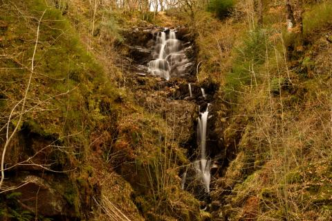 Wasserfall, Graufilter ND 3.0, ISO 200, 15s, f/6.7