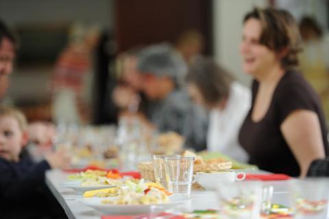 Mittagessen für alle des Familienzentrums Bad Godesberg Süd