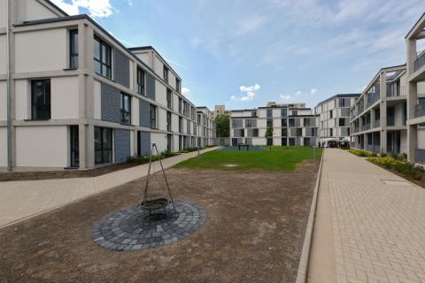Eröffnung der Studierendenwohnanlage in Neu-Tannenbusch am 6.6.2016