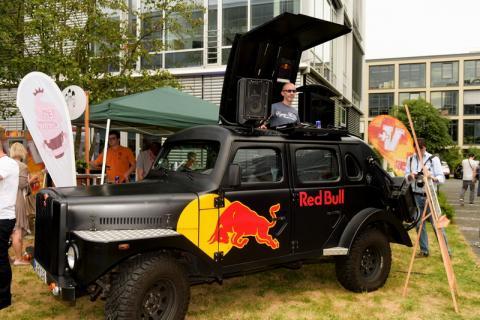 Summer Slam 2017 des Digital Hub Bonn