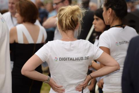 Summer Slam 2017 des Digital Hub Bonn