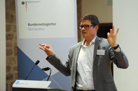 Wissenschaftsdialog 2015 der Bundesnetzagentur im Bonner Münser-Carré