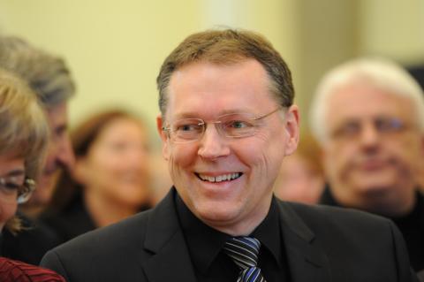 Pastor Andreas Brummer, Preisträger Beste Predigt 2014